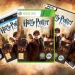 Обложки игры «Гарри Поттер и Дары смерти. Часть 2» для всех консолей